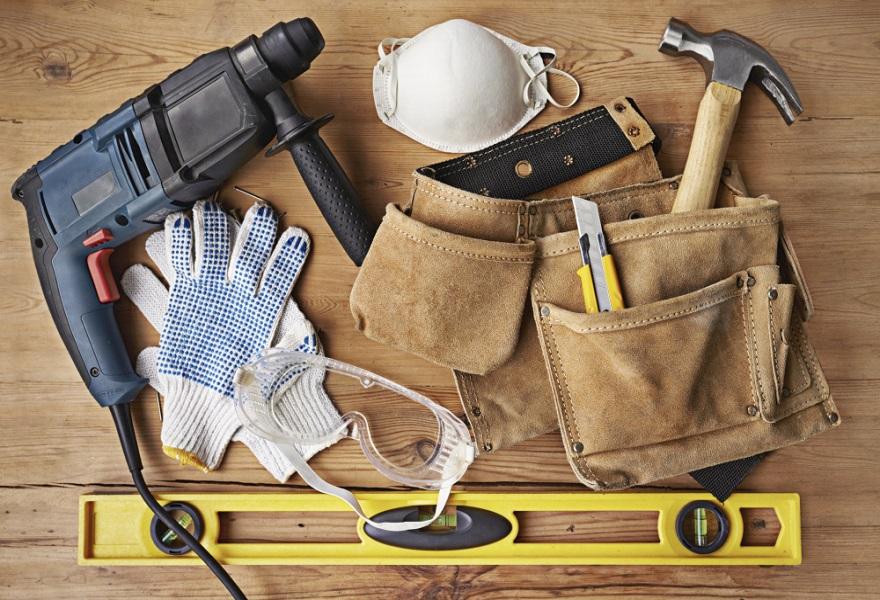 attrezzature da lavoro